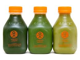 Organic Avenue Juices
