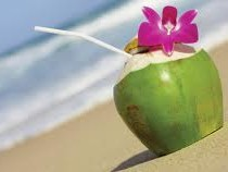 Coconut Water in the Raw