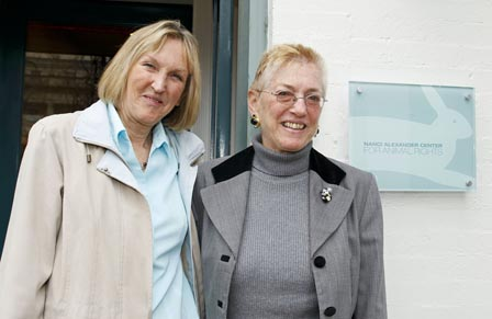 Ingrid E. Newkirk and Nanci Alexander