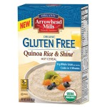 Arrowhead Mills Organic Gluten Free Quinoa Rice & Shine Hot Cereal