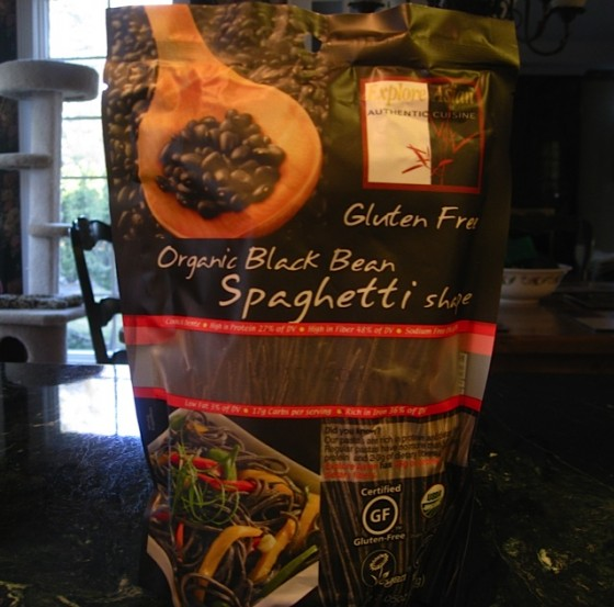 Explore Asian's Organic Black Bean Spaghetti