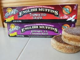 Food For Life's Ezekiel English Muffins