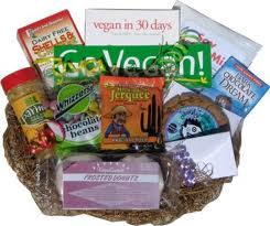 Go Vegan Gift Basket