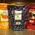 Trader Joe's Mandarin Orange, Bluberries & Raspberries