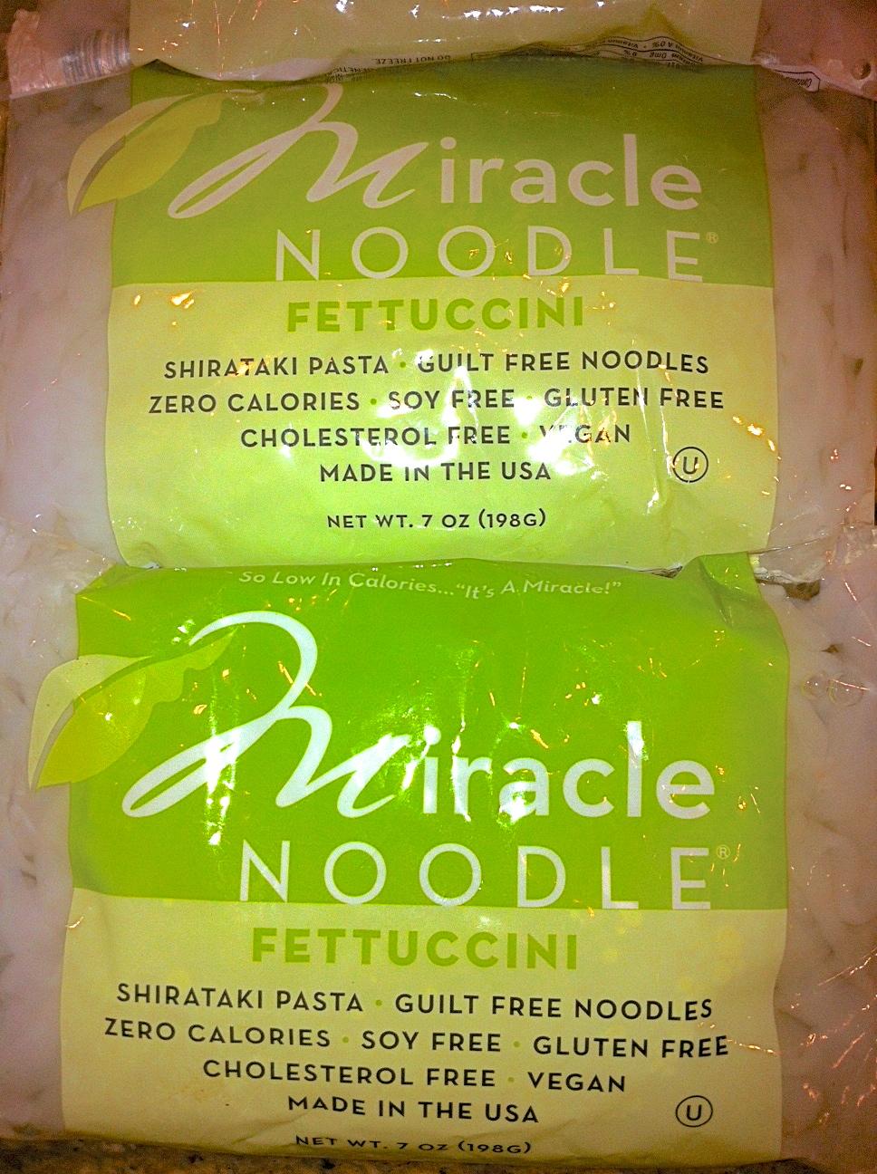 0 calorie noodle