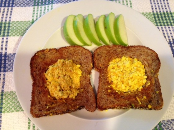 Laura Theodore's Rocky Mountain Toast