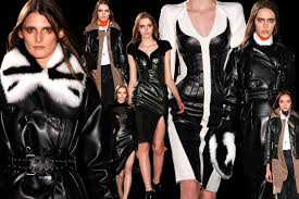 NY Magazine Designer Faux Leather