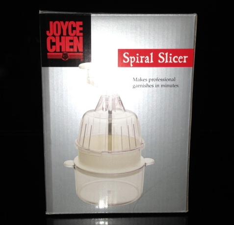 Joyce Chen Spiral Slicer