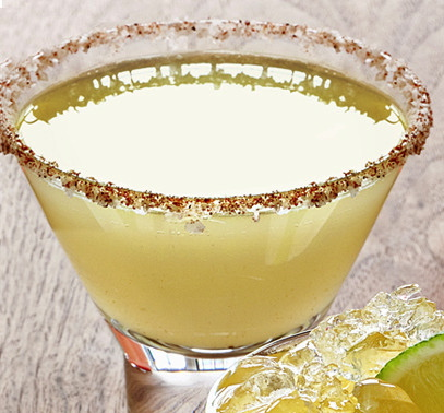 Pineapple-Chili Margarita