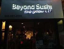 Beyond Sushi NYC