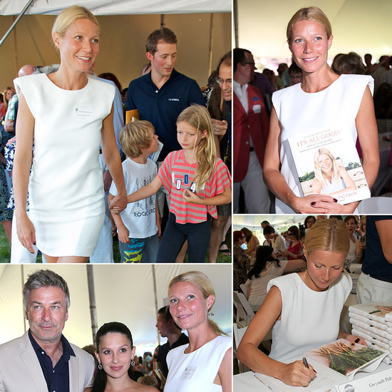 Gwyneth Paltrow At Author's Night In East Hampton