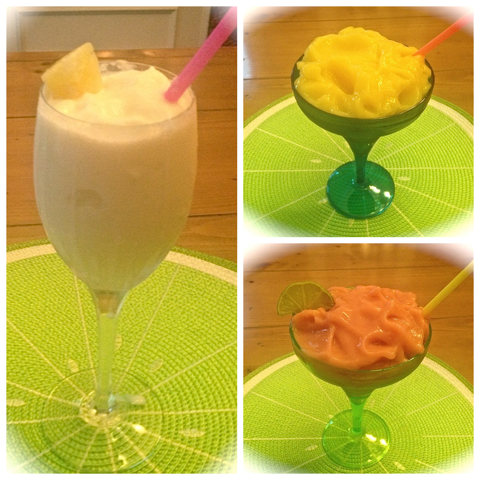 Vegan Drinks With Sharon's Sorbet