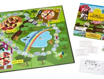 Fur & Feathers Board Game