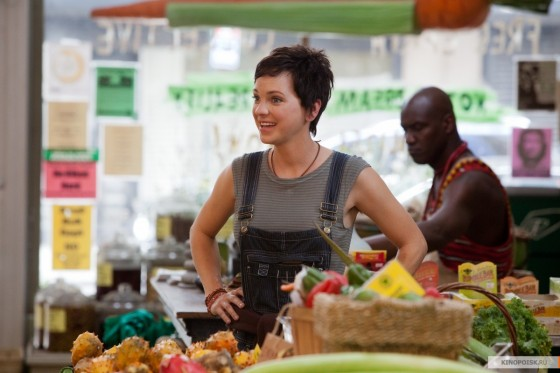 """Anna Faris  as """"Zooey"""" in The Dictator"""