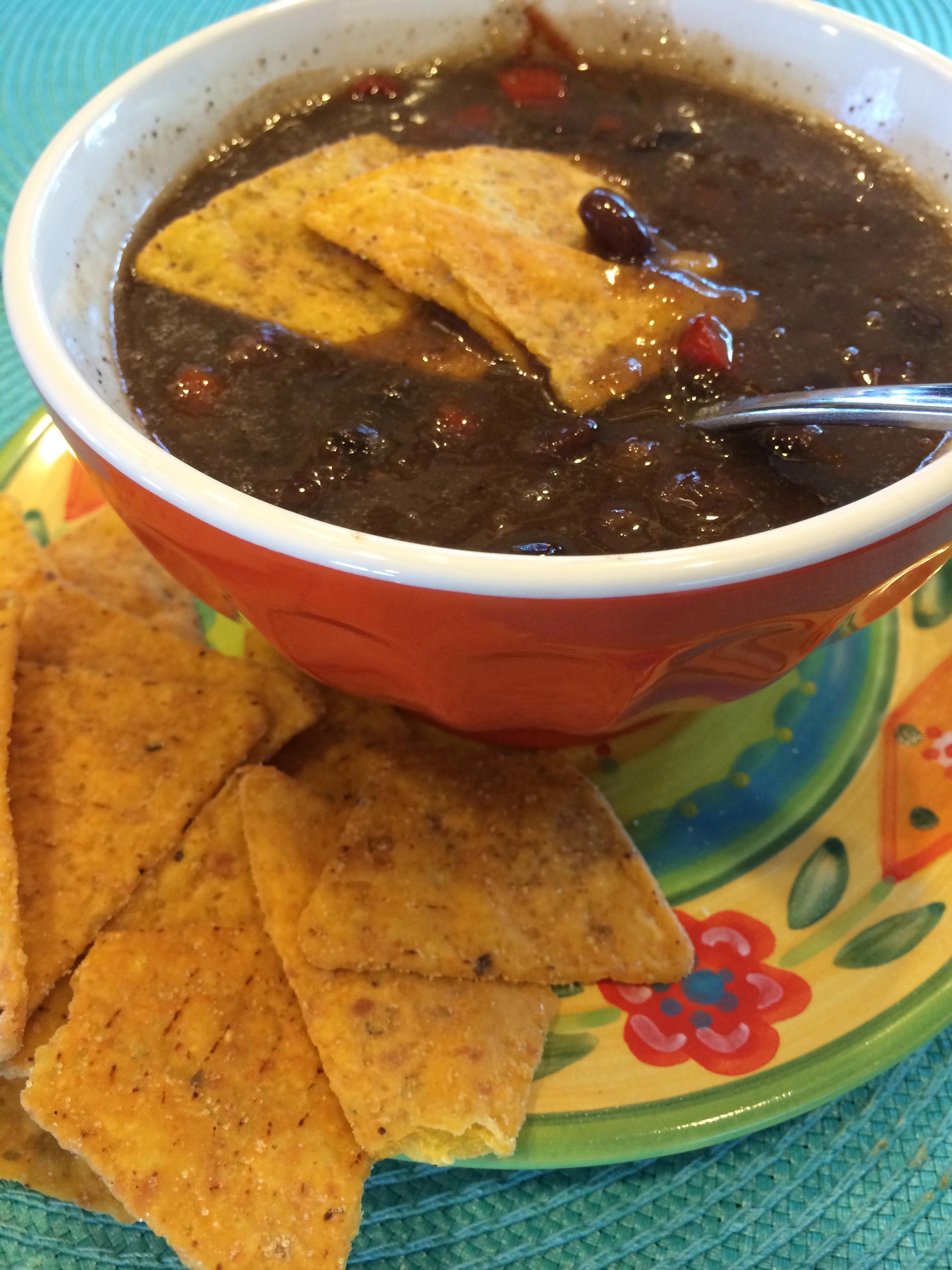 New Vegan Costco Products Vegan Southwestern Black Bean Soup And