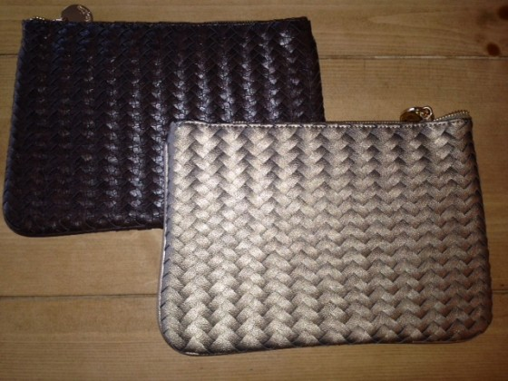 Non-Leather Clutches from Neiman Last Call