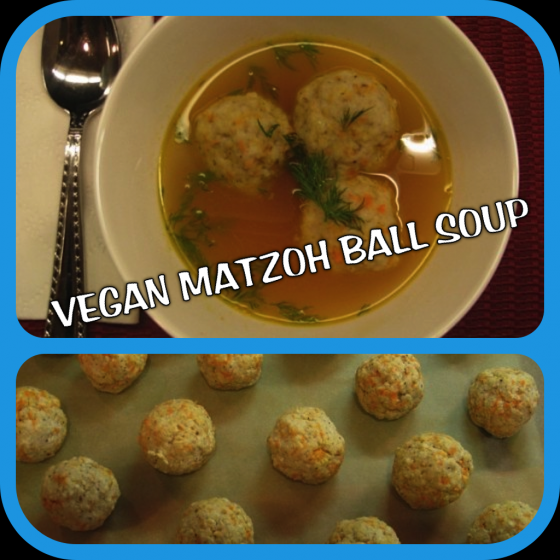 vegan matzoh ball soup vegan american princess