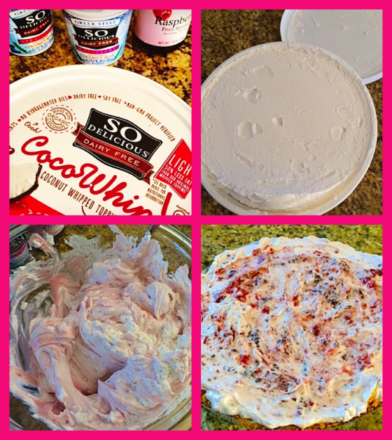 2 Great Vegan Desserts: Frozen Yogurt Berry Pie & Apple Cobbler