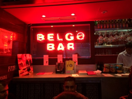 Belgo Bar, Camden Town, London