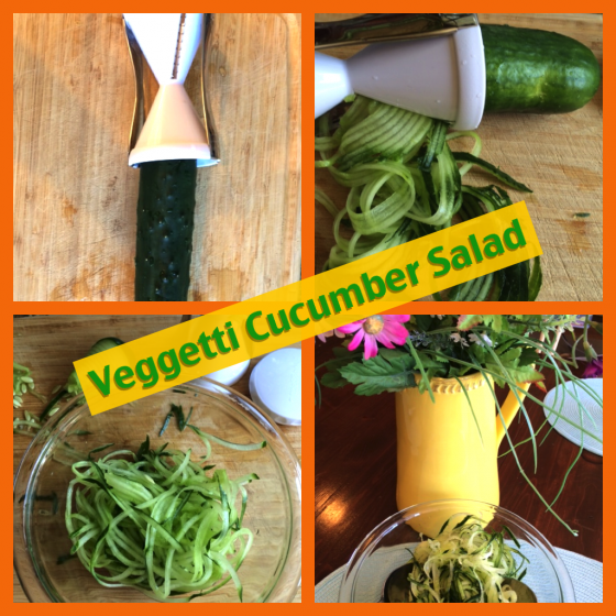 Review of Veggetti: Turning Veggies into Spirals of Pasta