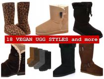 18 vegan ugg styles