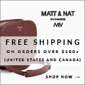 "http://click.linksynergy.com/fs-bin/click?id=9IDTvXNwk9A&offerid=349122.38&type=4&subid=0""><IMG alt=""Get Free Shipping on all orders of $100 or more at Matt & Nat! (USA and Canada only)"" border=""0"" src=""http://www.opmpros.com/host/mattandnat/images/banners/promo3_125x125.jpg""></a><IMG border=""0"" width=""1"" height=""1"" src=""http://ad.linksynergy.com/fs-bin/show?id=9IDTvXNwk9A&bids=349122.38&type=4&subid=0"">"