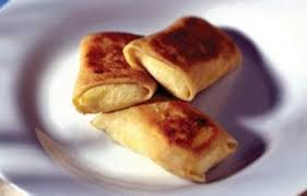 APPLES BLINTZES