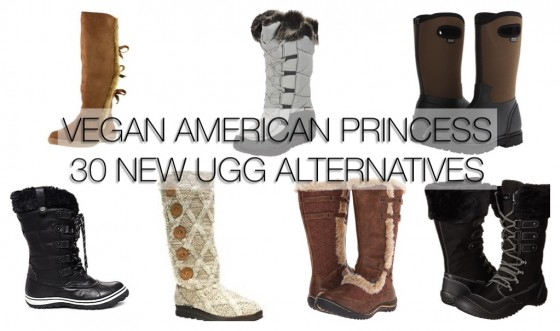 30 New Vegan UGG Alternatives