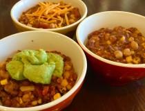 Veganlicious 4 Bean Chili