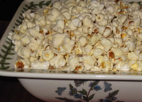 Coconutty Popcorn
