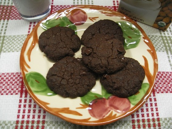 Gwyneth Paltrow's Double Chocolate Chip Cookies