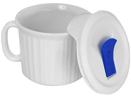 Microwaveable Soup Mug From Corning Ware