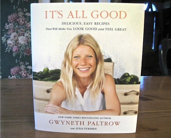 """It's All Good"" by Gwyneth Paltrow"