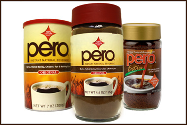 Pero All-Natural Coffee Substitute