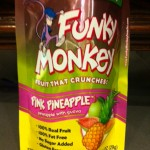 Funky Monkey Pink Pineapple