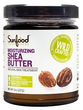 Sunfood Moisturizing Shea Butter