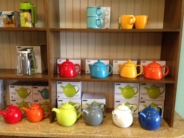 For Life Teapots (Photo taken at A New Leaf)