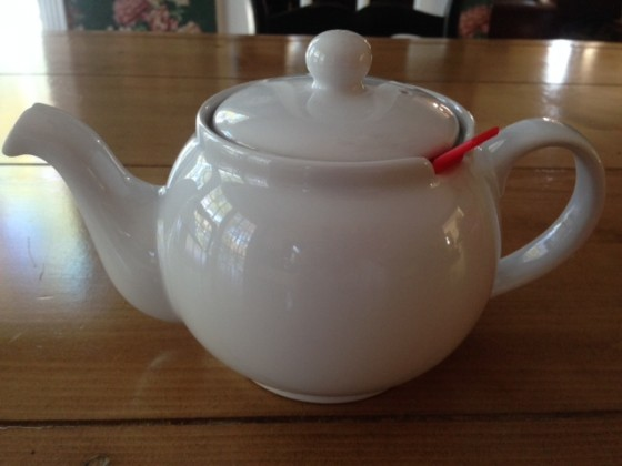 The Chatsford Teapot