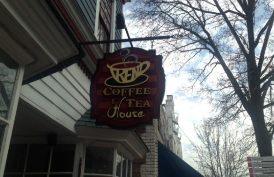 Trend Coffee & Tea House in Montclair, New Jersey