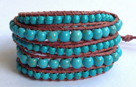 Luna Art Designs Vegan Wrap Bracelet