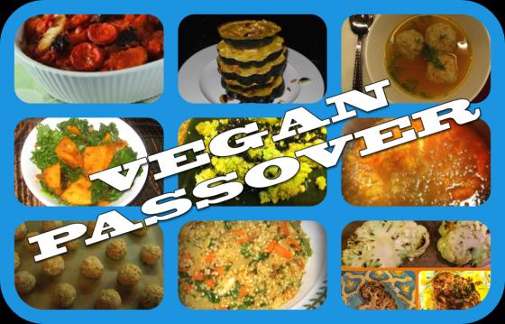 9 Delicious Vegan Passover Recipes For a Super Seder
