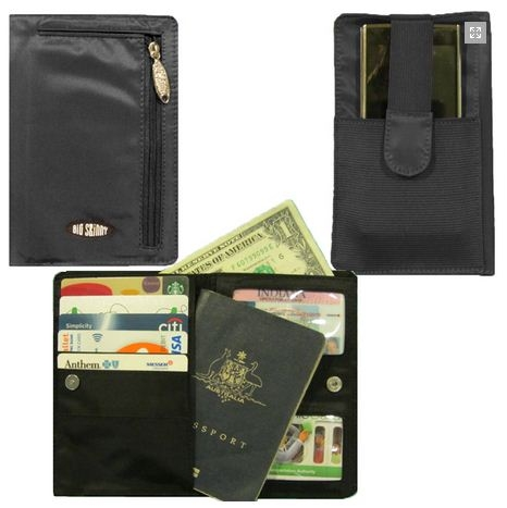 Big Skinny's Plus Sized MyPhone Wallet