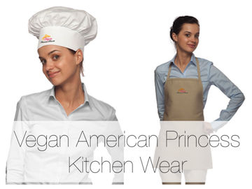 Vegan American Princess Kitchenware