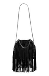 Mini Falabella Fringed Tote by Stella McCartney (V)
