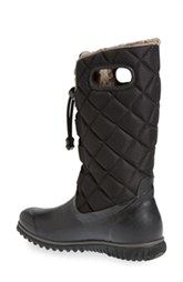 June Lace High Waterproof Quilted Boot by Bogs