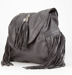 Fringed Backpack (V)