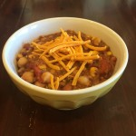 Vegalicious 4 Bean Chili