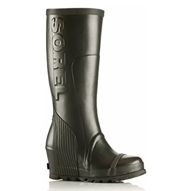WOMEN'S JOAN™ RAIN WEDGE TALL BOOT